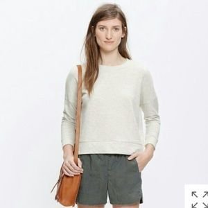 Madewell City Island Pullover Top